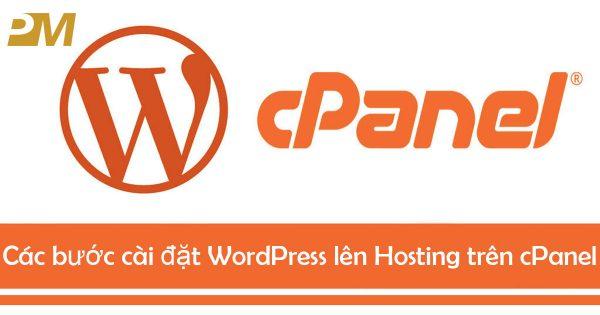 Hướng Dẫn Cài Đặt WordPress Lên Hosting cPanel